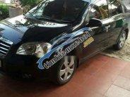 Bán xe Daewoo Gentra đời 2009, màu đen giá 180 triệu tại Hà Nội