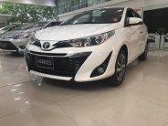 Bán Toyota Yaris 1.5G đời 2018, màu vàng, nhập khẩu  giá 650 triệu tại Hà Nội