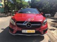 Bán Mercedes GLA 45 AMG model 2016, SX 09/2015, đăng ký lần đầu 04/2016 giá 1 tỷ 580 tr tại Tp.HCM