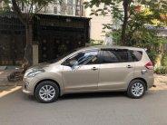 Cần bán Suzuki Ertiga AT 7 chỗ đời 2016, màu vàng, giá tốt giá 481 triệu tại Tp.HCM