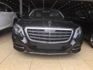 Mercedes S600 Maybach sản xuất 2015, đăng ký 2017, màu đen, lăn bánh 6000 km, xe như mới, biển Hà Nội giá 8 tỷ 600 tr tại Hà Nội