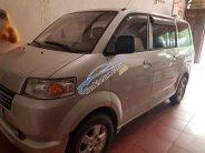 Cần bán gấp Suzuki APV sản xuất năm 2007, màu bạc xe gia đình giá 258 triệu tại Tuyên Quang