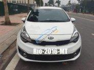 Cần bán xe Kia Rio MT 2016, màu trắng, nhập khẩu nguyên chiếc số sàn, giá chỉ 415 triệu giá 415 triệu tại Hà Nội