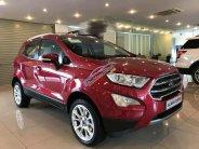 Bán xe Ford EcoSport 1.5 AT Titanium sản xuất năm 2018, màu đỏ giá 624 triệu tại Hà Nội