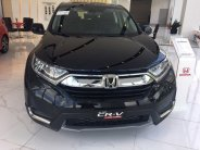 Cần bán xe Honda CR V đời 2019, màu đen, nhập khẩu nguyên chiếc giá 1 tỷ 93 tr tại Tp.HCM