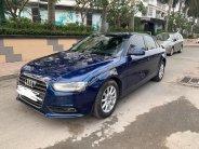 Cần bán lại xe Audi A4 1.8 TFSI năm 2012, màu xanh lam, xe nhập giá 850 triệu tại Tp.HCM