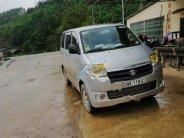 Cần bán lại xe Suzuki APV năm 2009, màu bạc giá 250 triệu tại Lạng Sơn