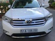 Bán Toyota Highlander SE sản xuất 2011, màu trắng, xe nhập giá 1 tỷ 150 tr tại Tp.HCM