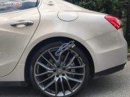 Chính chủ bán Maserati Ghibli S Q4 2013, màu bạc, xe nhập giá 3 tỷ 380 tr tại Hà Nội