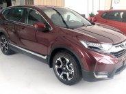 Honda Crv nhập khẩu Thái Lan, tặng bảo hiểm VC + gói phụ kiện giá 1 tỷ 93 tr tại Tp.HCM