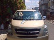 Bán Hyundai Grand Starex 2010, màu vàng, 9 chỗ, máy dầu giá 575 triệu tại Tp.HCM