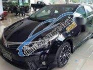 Bán ô tô Toyota Corolla Altis AT 2.0V đời 2016, màu đen, 740tr giá 740 triệu tại Khánh Hòa