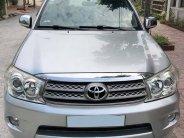 Cần bán xe Toyota Fortuner 2011 máy xăng, số tự động, màu bạc 2 cầu giá 512 triệu tại Tp.HCM