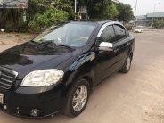 Cần bán Daewoo Gentra 2009, màu đen, xe nhập như mới  giá 168 triệu tại Ninh Bình
