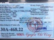 Bán ô tô Kia Rio đời 2017, màu xám số tự động  giá 470 triệu tại Hà Nội