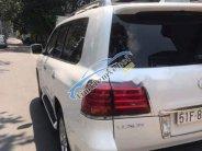 Bán ô tô Lexus LX 570 đời 2009, màu trắng, xe nhập giá 2 tỷ 550 tr tại Tp.HCM