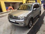 Bán xe Toyota Fortuner V đời 2011, màu bạc giá 508 triệu tại Tp.HCM
