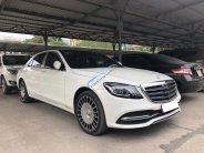 Cần bán xe Mercedes S500L sản xuất năm 2014, màu trắng   giá 3 tỷ 560 tr tại Hà Nội