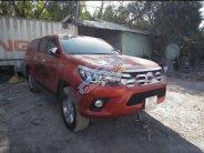 Cần bán xe Toyota Hilux đời 2017, màu đỏ như mới giá 740 triệu tại Tây Ninh