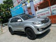 bán xe Toyota Fortuner 2.5G đời 2013 máy dầu số sàn, xe màu bạc giá 748 triệu tại Tp.HCM