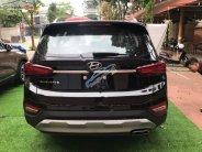 Cần bán xe Hyundai Santa Fe 2.4 sản xuất 2019 máy xăng, bản tiêu chuẩn màu đen giá 1 tỷ tại Phú Thọ