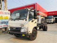 Cần bán Hino 300 Series năm sản xuất 2018, màu trắng, xe nhập giá 568 triệu tại Tp.HCM