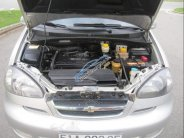 Cần bán gấp Chevrolet Vivant sản xuất năm 2008, màu bạc giá 235 triệu tại Bình Dương