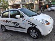 Bán ô tô Chevrolet Spark MT năm 2010, màu trắng giá 117 triệu tại Tp.HCM