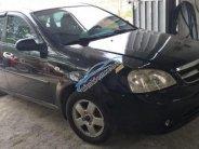 Cần bán xe Daewoo Lacetti EX 1.6 MT năm 2005, màu đen  giá 127 triệu tại Phú Thọ