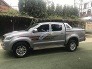 Bán xe Toyota Hilux 2.5E 4x2 2014, màu bạc, nhập khẩu giá 485 triệu tại Hà Nội