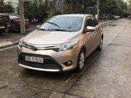 Bán Toyota Vios 1.5G AT 2018 chính chủ, xe vẫn mới cứng giá 558 triệu tại Hà Nội