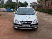 Cần bán lại xe Hyundai Getz sản xuất 2010, màu bạc, nhập khẩu giá 225 triệu tại Hà Nội