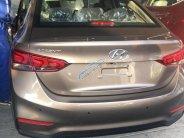 Bán xe Hyundai Accent năm 2019, màu nâu giá 499 triệu tại Tp.HCM
