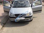 Cần bán gấp Hyundai Getz đời 2009, màu bạc, xe nhập số sàn, giá 185tr giá 185 triệu tại Hà Nội
