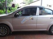Cần bán xe Daewoo Gentra SX 2009, màu bạc, nhập khẩu nguyên chiếc giá 170 triệu tại Phú Thọ