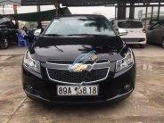 Cần bán lại xe Chevrolet Cruze LS 1.6 MT năm sản xuất 2014, màu đen giá 375 triệu tại Hà Nội