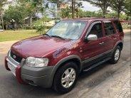 Bán ô tô Ford Escape đời 2002, màu đỏ số tự động giá 167 triệu tại Tp.HCM