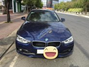 Gia đình cần bán xe BMW 320, sản xuất 2016, số tự động, màu xanh giá 1 tỷ 165 tr tại Tp.HCM