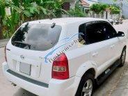 Cần bán xe Hyundai Tucson đời 2005, màu trắng, nhập khẩu Hàn Quốc số sàn giá 295 triệu tại Quảng Nam