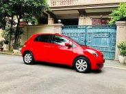 Chính thức ra đi em Toyota Yaris 2010 số tự động màu đỏ giá 332 triệu tại Tp.HCM