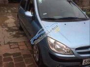 Bán xe Hyundai Getz đời 2008, màu xanh lam, xe gia đình giá 160 triệu tại Vĩnh Phúc