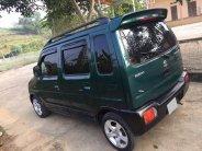 Bán chiếc Suzuki Wagon 2005 số sàn màu xanh giá 145 triệu tại Tp.HCM