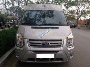 Bán Ford Transit DCar President VIP 10 chỗ màu bạc sản xuất 2015, biển Hà Nội giá 888 triệu tại Hà Nội