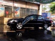 Cần bán xe Mercedes-Benz E240, đời 2003, đăng ký 2004, màu đen giá 260 triệu tại Hải Phòng