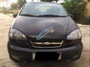 Cần bán lại xe Chevrolet Vivant CDX 2008, màu đen giá 195 triệu tại Nghệ An