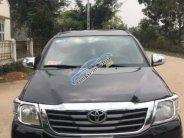 Bán xe Toyota Hilux đời 2012, màu đen, xe đẹp chất, máy êm giá 410 triệu tại Thanh Hóa