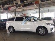 Bán xe Kia Sedona đời 2019, màu trắng giá 1 tỷ 129 tr tại Tp.HCM