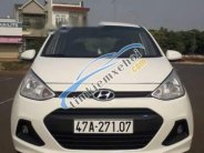 Bán xe Hyundai Grand i10 đời 2014, màu trắng, nhập khẩu còn mới giá 255 triệu tại Đắk Lắk