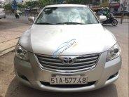 Gia đình cần bán xe Toyota Camry 2.4G sản xuất 2007 màu bạc, số tự động giá 485 triệu tại Tp.HCM