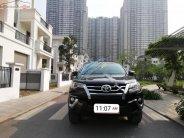 Cần bán gấp Toyota Fortuner 2.7V năm sản xuất 2016, màu nâu  giá 1 tỷ 100 tr tại Hà Nội